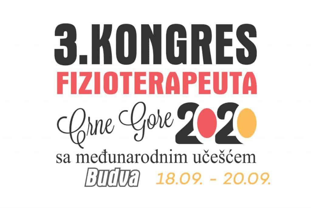 3. Kongres fizioterapeuta Crne Gore