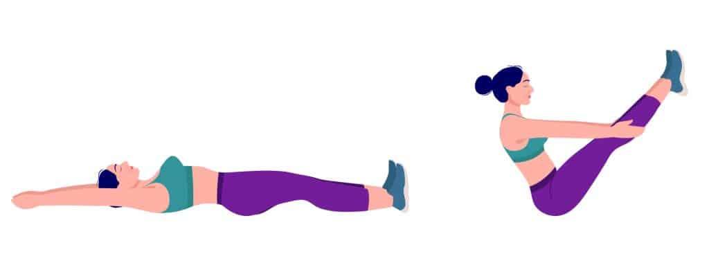 Vježbe za razgibavanje - pregibanje