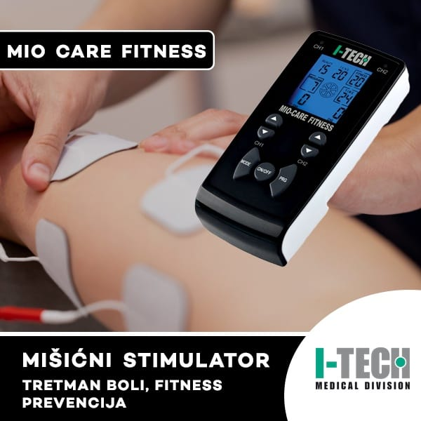 Mio Care fitness